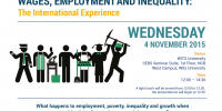 NMW Event - Wages Employment and Inequality - Advert­ Website Thumbnail-02