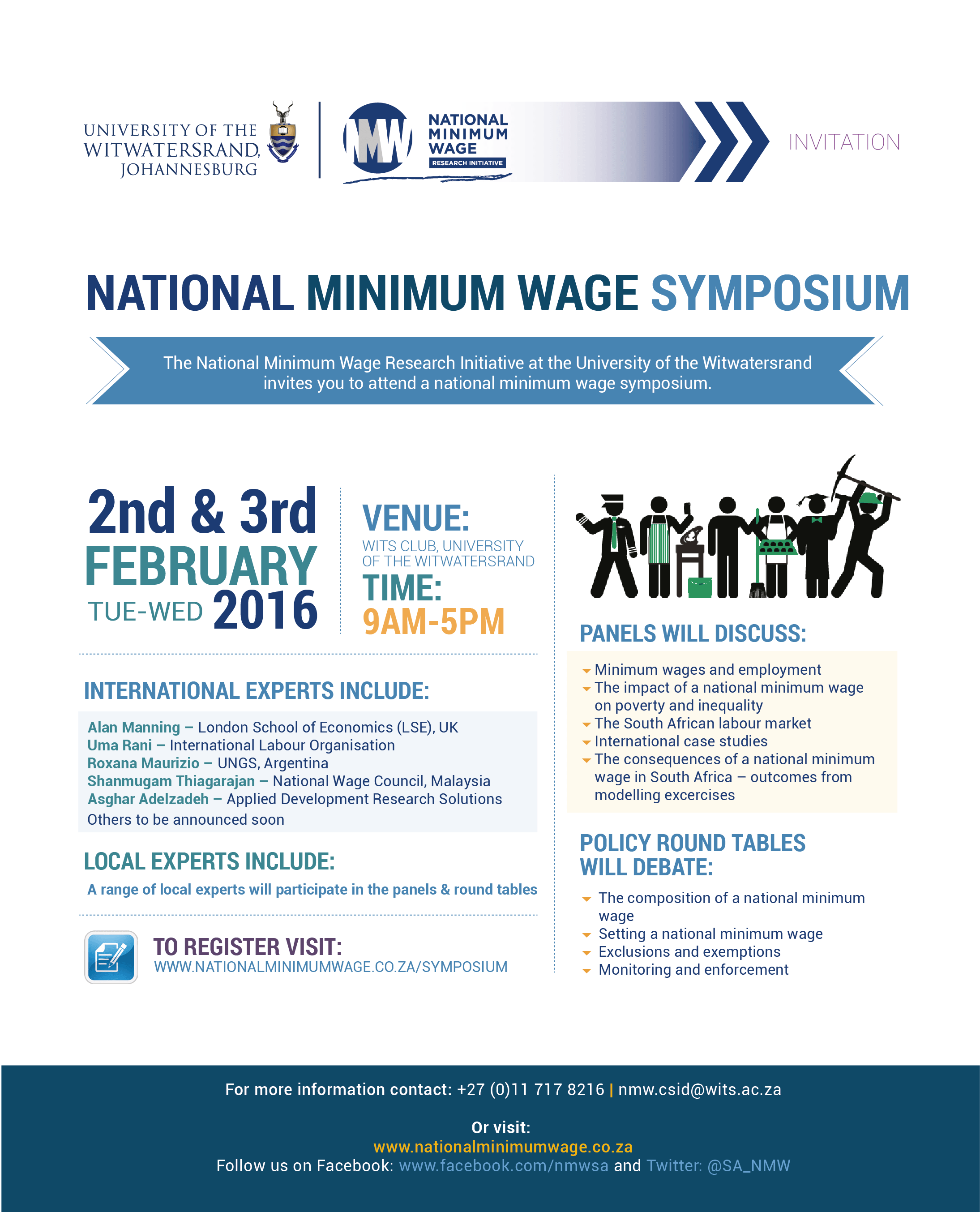 National Minimum Wage National Symposium invite 101min